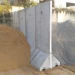 Murs classificadors de Granels. esgleyes